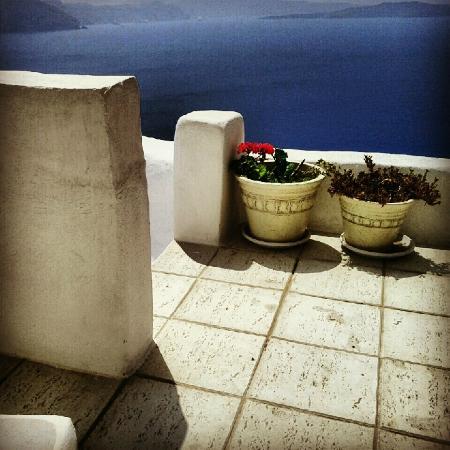 Residence Suites: terrace solarium