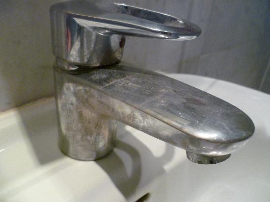 Amastan Paris: Sanitäre Anlangen (bähh!)