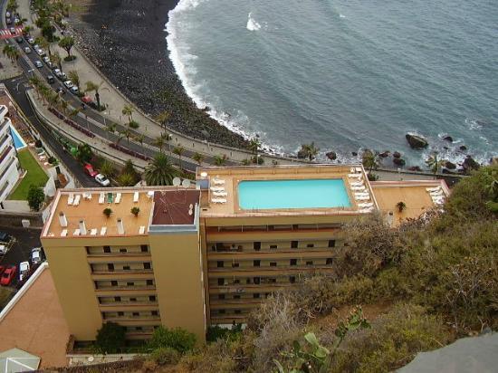 Playa mas cercana2 picture of hotasa puerto resort - Hotel canarife palace puerto de la cruz ...