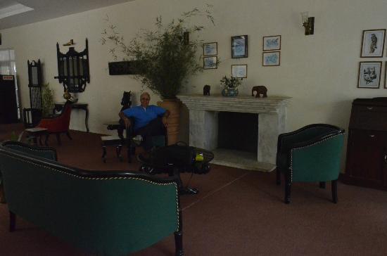 Bon Habi Resort: The Lounge