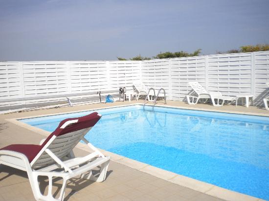 Hotel Thomas : piscine