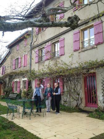 Maison d'Hôtes de la Verrière : Chambres d'Hotes La Verriere