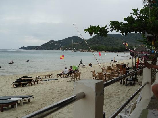 Chaweng Cove Beach Resort: the beach 2