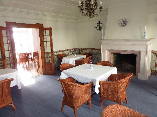 Albergaria Vila Lido: Sala de estar