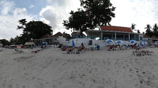 Chaweng Cove Beach Resort: the beach