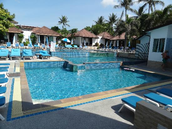 Chaweng Cove Beach Resort : the pool