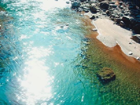Arcana Izu : river view