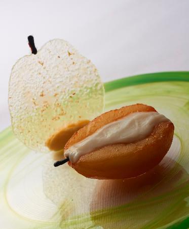 Arcana Izu : dinner menu