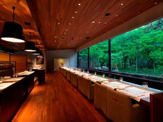 Arcana Izu : restaurant レストラン