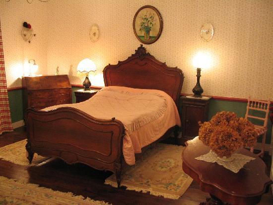 La Maison de Claire: la romantique