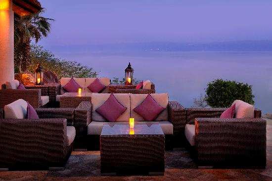 Jordan Valley Marriott Resort & Spa: Fishing Club Beach Bar
