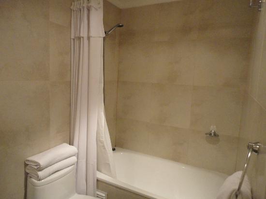 Park Plaza Apartments: banheiro