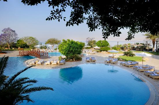 Jordan Valley Marriott Resort & Spa: Bridge Pool