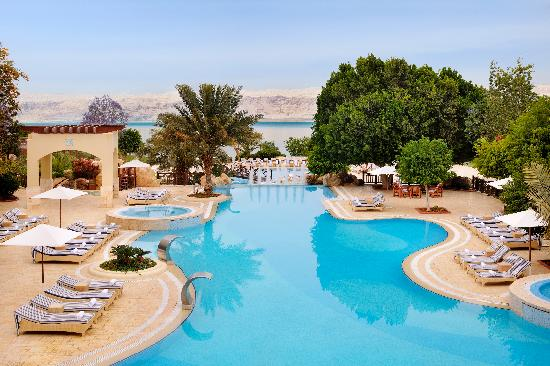 Jordan Valley Marriott Resort & Spa: Swimming Pools