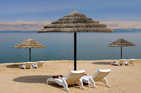 Jordan Valley Marriott Resort & Spa: Beach