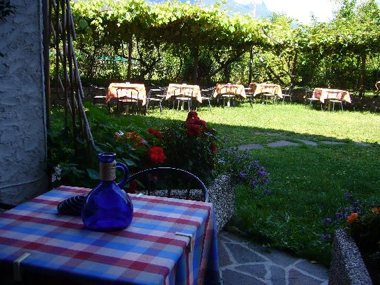 Gasthof WASTL Albergo: Garten