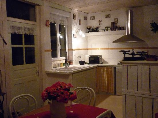 La Maison de Claire : la cuisine de Claire