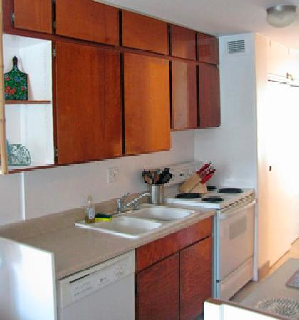 Makaha Beach Cabanas: Fully Equipped Kitchen