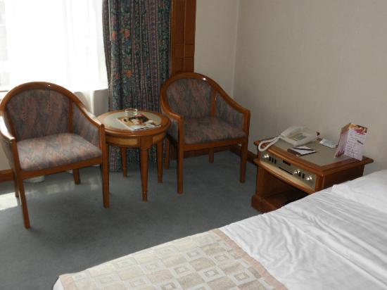 Beijing Scitech Hotel: Standard Twin room