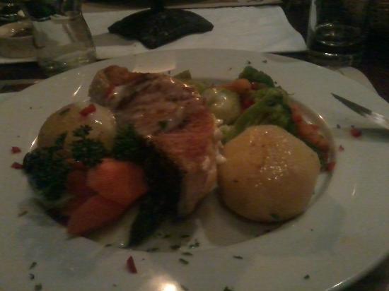 BorLaBor Restaurant: una delle tante portate