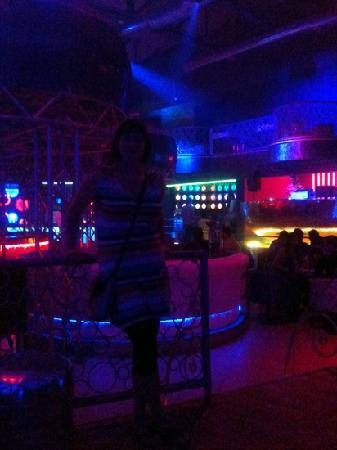 Djerba Island, Tunisia: le night club : le cyclone