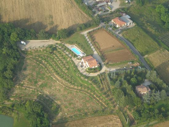 Agriturismo Val della Pieve: panoramica