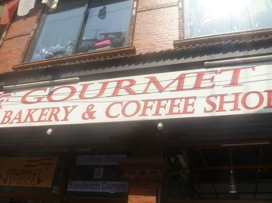 Gourmet Vienna:                   Gourment Coffee... easy to find.