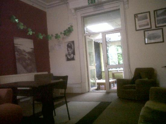 Paddy's Palace Belfast: Sitting Room