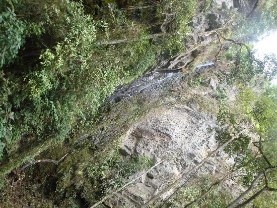 Parque Natural Chicaque: La Cascada