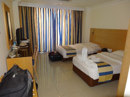 Mina Hotel: Deluxe room