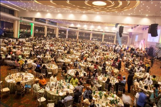 Eko Hotels & Suites: Eko Convention Centre Wedding