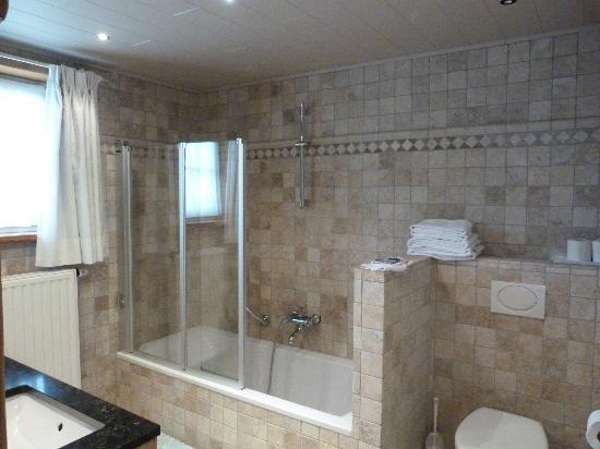 Une si jolie salle de bain - Photo de \'t Huttenest, Zedelgem ...