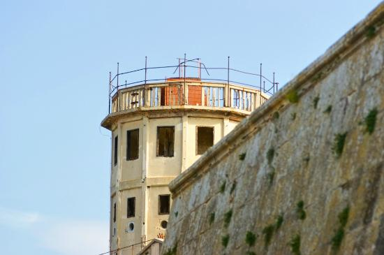 Kastel in Pula: the citadel