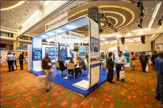 Eko Hotels & Suites: Eko Convention Centre Expo