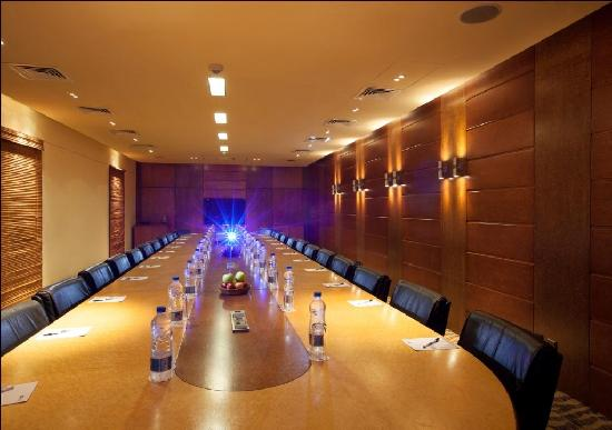 Eko Hotels & Suites: Meeting Room