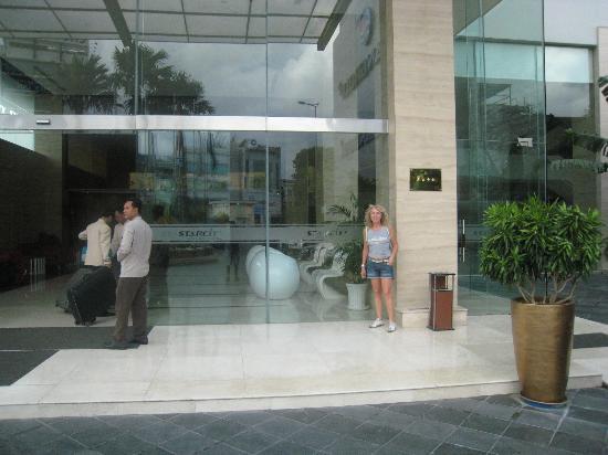 City Star Hotel: Hôtel