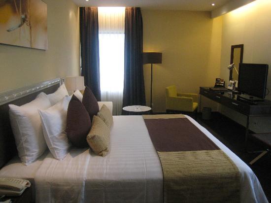 City Star Hotel: chambre