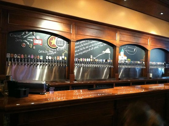 Capital Ale House: Beers