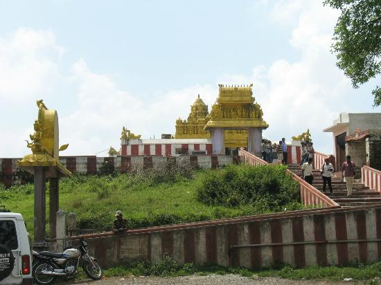Himada Gopalswamy Temple: Temple on Hill top
