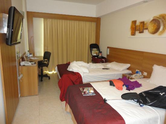 Holiday Inn Express Natal Ponta Negra: Apto Holiday Inn Natal
