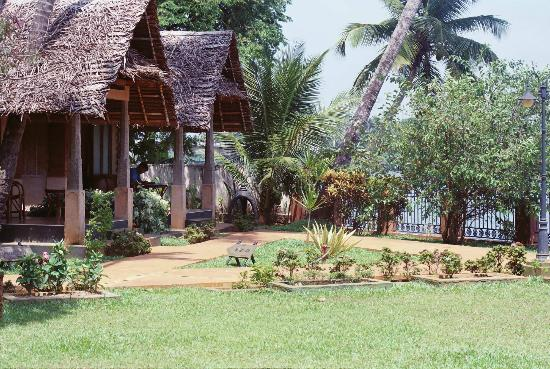Vedic Village Resorts: outside the queens nest cottage