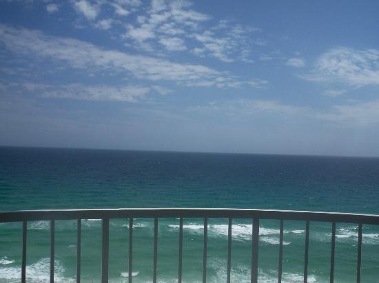 Hidden Dunes Beach & Tennis Resort: View from No. 1404 - an infinity view!