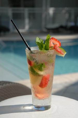Orchid Key Inn: The work of our mixologists at the Orchid Bar