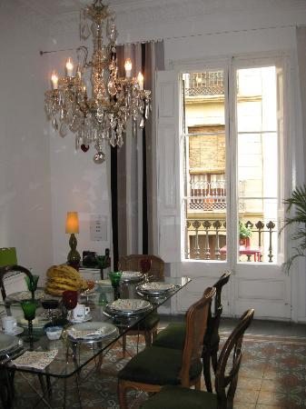 Casa Marcelo Barcelona: Dinning
