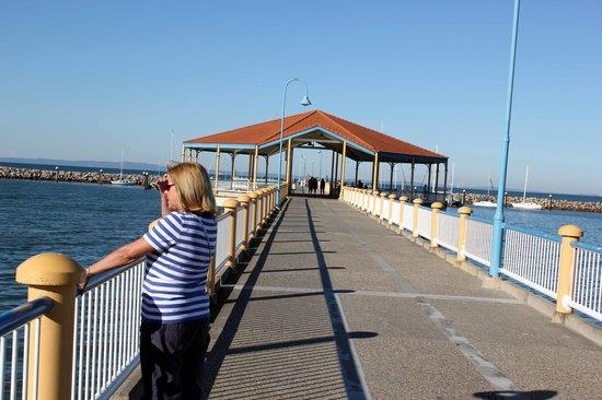 LaVida on Anzac: Fab pier
