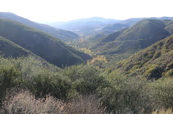 Big Sycamore Canyon Hike: Sycamore Canyon