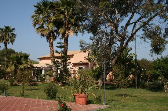 Agriturismo Villa Cristina : Esterno del ristorante