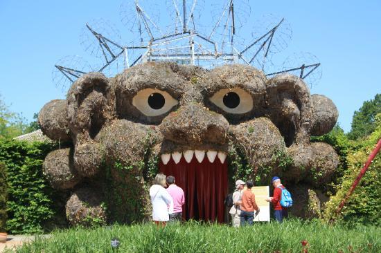 Terra Botanica: L'ogre et ses secrets.
