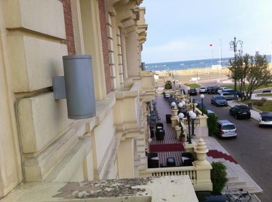 Grand Hotel Cesenatico: esterno