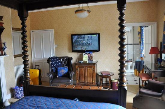 Beechwood Hotel: Room 7 view 3